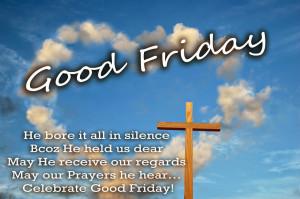 Good Friday Facebook Wallpaper...