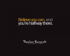 inspirational quote self confidence believe