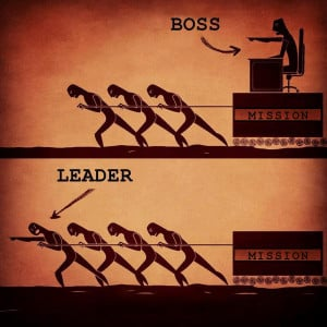 ... Good Leader . I love it, because it highlights some key attributes