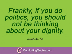 42 Quotations From Aung San Suu Kyi