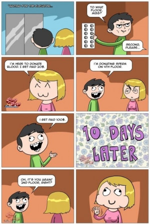 ... Funny cartoons , Funny Pictures // Tags: Funny adult comic strip