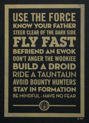 star wars quotes | Star Wars