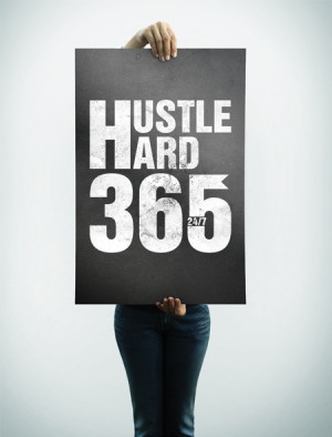 Hustle but don't hurt females that really care about you