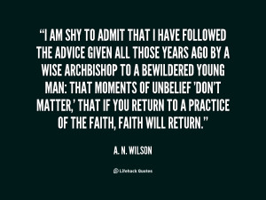 Shy Quotes /quote/a-n-wilson/i-am-shy