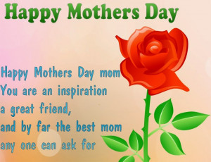 Mother's Day quotes and sayings from teenage daughter and son