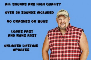 Quote From Larry The Cable Guy