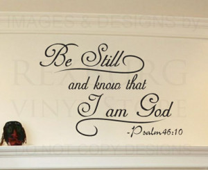 characters of bible with qoutes | ... Quote Decal Sticker Vinyl Art ...
