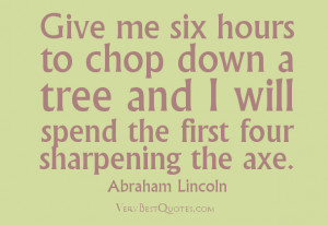 wise words quotes, Abraham Lincoln quotes