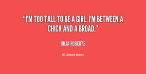 Tall Girl Quotes Preview quote