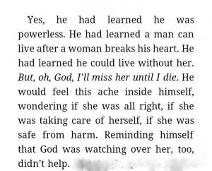 Redeeming Love quote.