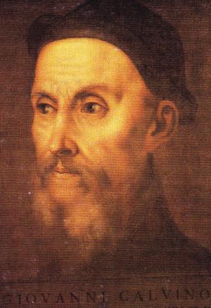 John Calvin 加爾文(john calvin). 加爾文: