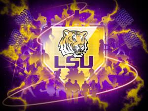 wallpaper image description for lsu tigers logo wallpaper lsu tigers ...