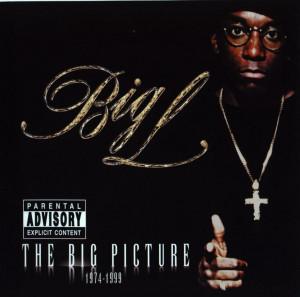The Big Picture - Big L font