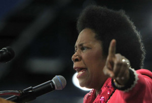 Rep. Sheila Jackson Lee is making headlines around the nation again ...