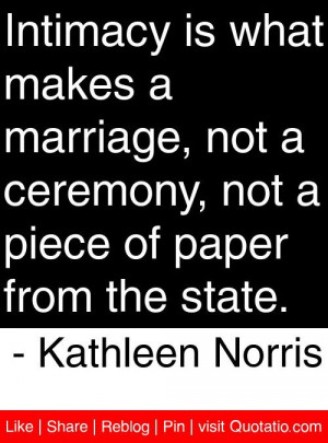 quotations future reference kathleen norris quotes emotional intimacy ...