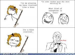 bass clarinet problems #dazehub #daze #laughs More