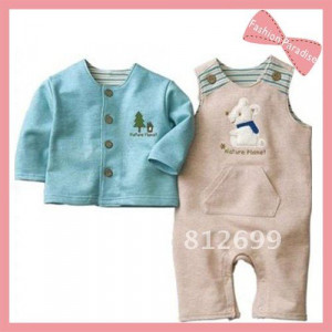 Hk-post-air-mail-free-shipping-baby-winter-cotton-fleece-clothes-sets ...