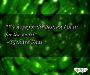 The Best Quotes For Hope