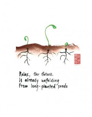 Caroline Bakker November 29, 2012 Quotes Tao Quotes , Zen Quotes 2
