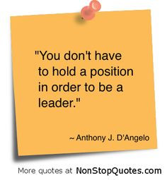 Leadership Quote good leader quotes, leadership quote, quotes ...
