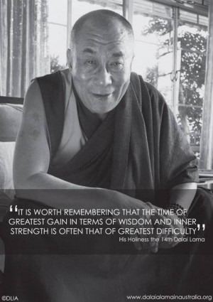 Dalai Lama Quotes About Man