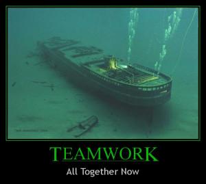 Motivational Teamwork Quotes