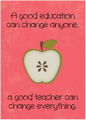 Teacher Gift Inspiring Quote Digital Art Print by LilFoxPaperShop, $9 ...