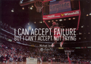 Michael Jordan - Failure Quote by oDukeTV on deviantART