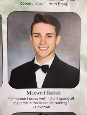 Top Hillarious Senior Quotes Of This Year