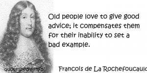 Famous quotes reflections aphorisms - Quotes About Love - Old people ...