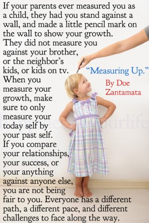 measuring up by doe zantamata if your parents ever measured you as a ...