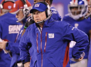 New York Giants head coach Tom Coughlin is back on the Super Bowl ...
