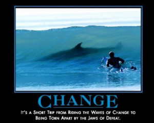 Wave About Inspirational Quotes - Surfing through Life