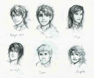 Murtagh Eragon character sheet : Murtagh