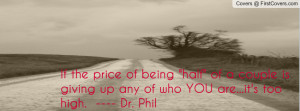 Dr. Phil quotes Profile Facebook Covers
