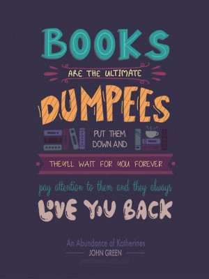 quotes about books john green - Google Search