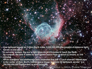 ... And Indescribable Video- Louie Giglio Including a look at the Universe