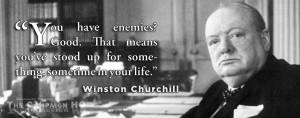 Quote of the Week: Sir Winston Churchill