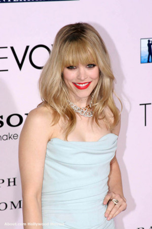 Rachel McAdams The Vow premiere picture - Photo © Richard Chavez. Not ...