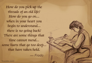 Quote Frodo From The Last