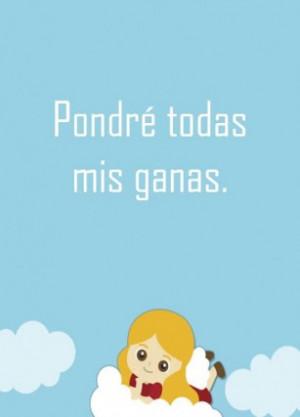 Captura de pantalla 2 de Motivational quotes in Spanish