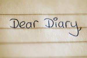 back dear diary ! I told you ! Happy ? Classic...