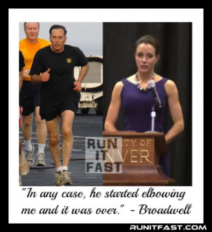 Paula Broadwell's Run with General Petraeus Started It All