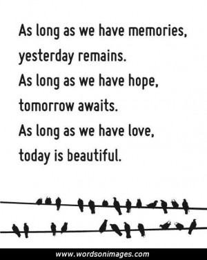 Hope love quotes and sayings
