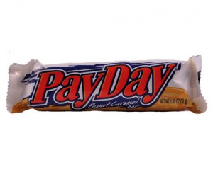 ... Friday, which is always lovely … But it's what? YES! It's PAYDAY