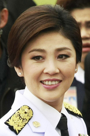 Im in love with Thai prime minister..