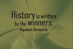 History Quotes and Sayings