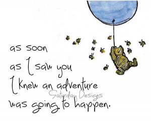 ... ://www.etsy.com/listing/84175926/adventure-quote-from-winnie-the-pooh