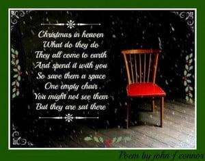 Merry Christmas in Heaven