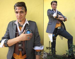 ... won the Borderlands 2 costume contest , so it's pretty damn good